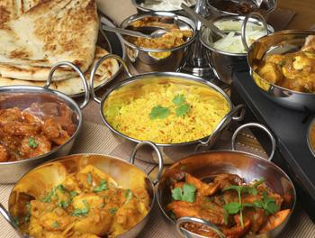 Lunch Time Meal Deal at Bengal Spice